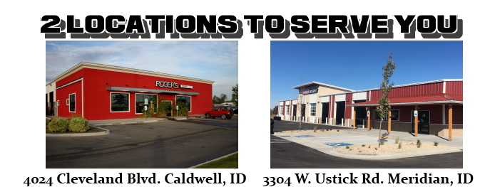 Two Great Locations to Serve You!