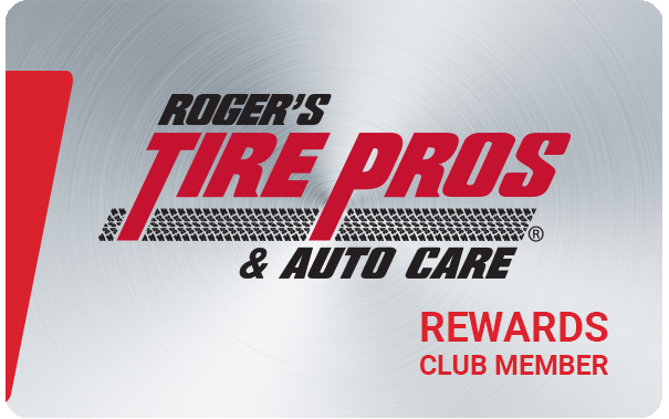 Roger's Tire Pros  | Quality Tire Sales and Auto Repair for